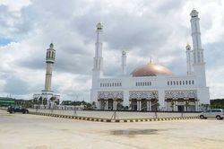 Inilah Masjid Terbesar se-Kalimantan Barat