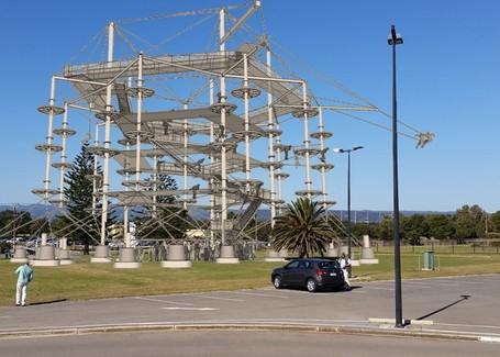 Adelaide Bangun Taman Bermain Setinggi 26 Meter