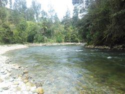 Hari ke-4: Kisah Ala Air Zam-zam & Sungai Es di Papua