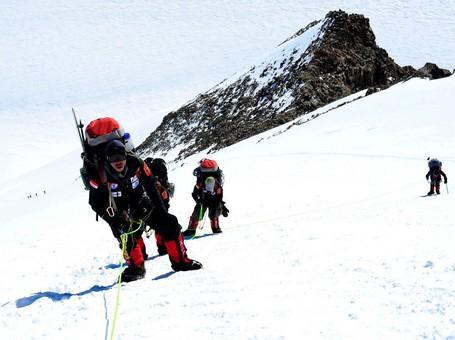 Kisah Gunung yang Terang 24 Jam di Kutub Selatan