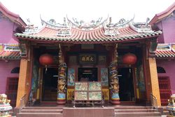 Bandar Lampung Punya Kelenteng Megah dari Tahun 1850