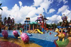 Basah, Basah, Basah di 4 Waterpark Seru Bandar Lampung