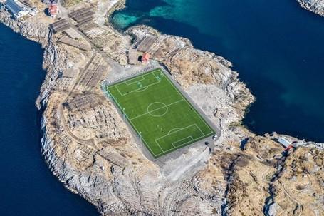 Inikah Stadion Sepakbola Paling Indah di Dunia?