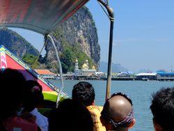 Ko Panyi, Pulau Muslim dengan Nama Jawa di Thailand