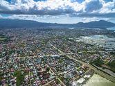 Pesona Banda Aceh Dari Ketinggian