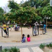 Merbabu Family Park, Seperti Ini Taman Kota di Malang