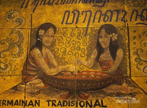 Tampil beda trotoar di cikini raya dihiasi mural indah 4 for Mural kalijodo