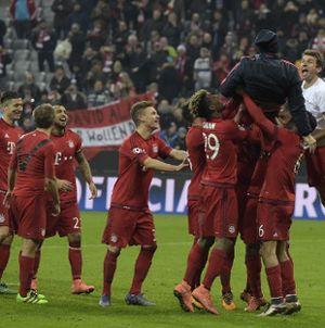 Guardiola Puji Pemainnya Usai Drama di Allianz Arena