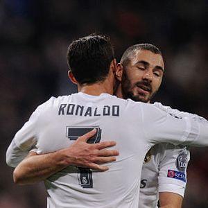 Zidane Optimistis Ronaldo dan Benzema Bisa Tampil Lawan City