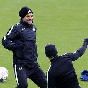 Aguero untuk Meruntuhkan Madrid di Bernabeu