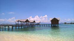 Pulau Cantik di Gorontalo