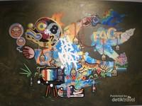 Mural di dinding