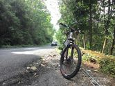 Asyiknya Bersepeda ke Curug Setawing di Kulon Progo