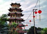 Beda! Suasana Ala Chinatown di Sorong, Papua