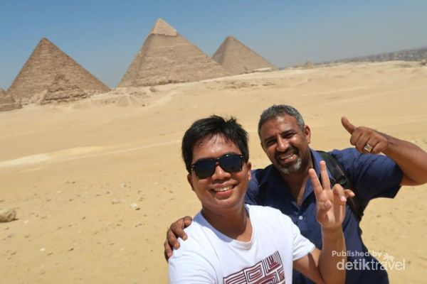 Berkunjung Ke Negeri Firaun, Bak Mimpi Jadi Kenyataan