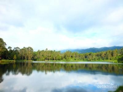 Kesakralan 7 Mata Air di Hulu Sungai Citarum