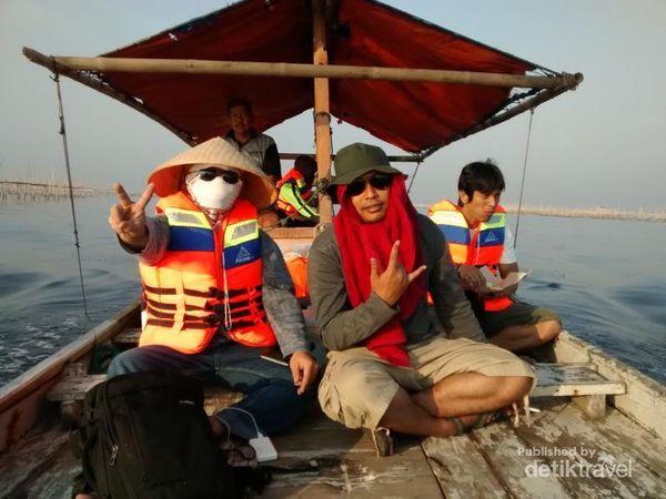 Liburan Sambil Mancing Ikan Di Kepulauan Seribu, Seru Juga!