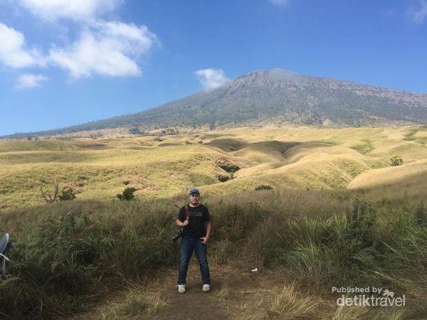 Menapak Puncak Gunung Rinjani
