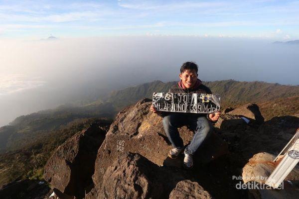 Gunung Arjuno Di Jawa Timur, Tidak Kalah Cantik Dengan Semeru