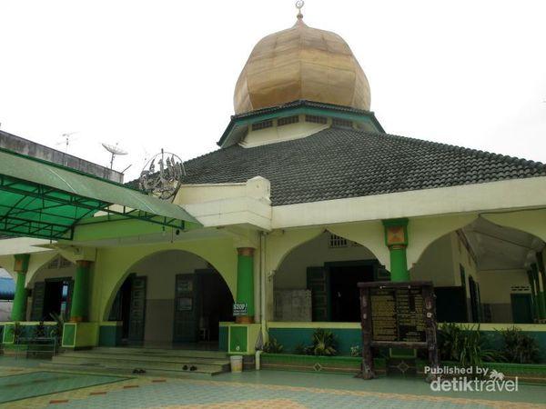 Inilah Masjid Tertua Di Tebing Tinggi