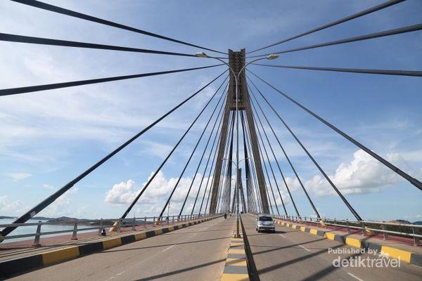 Jembatan Fi Sabilillah, Landmark Kota Batam