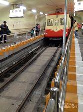 Naik Kereta Gantung Dengan Pemandangan Seindah Ini di Jepang