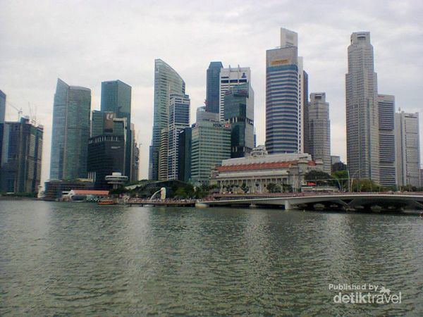Marina Bay, Destinasi Wajib Di Singapura