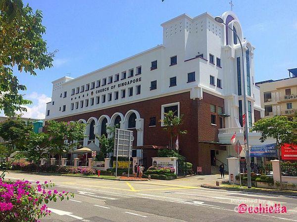 Wisata Asyik Melintasi Joo Chiat Road Di Singapura