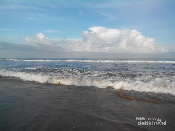 Pantai Ciantir, Satu Lagi Yang Cantik Di Banten