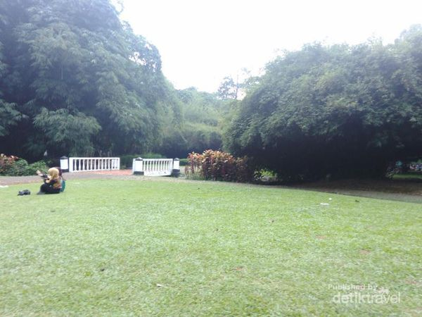 Akhir Pekan Yang Seru Di Kebun Raya Bogor