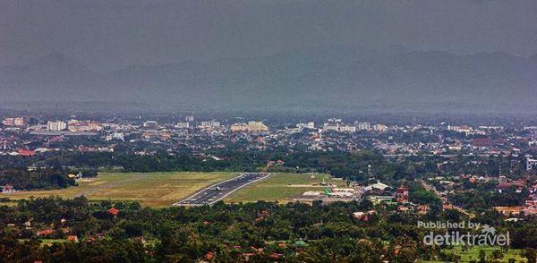 Mengulik Sejarah Bandara Adisucipto Yogyakarta