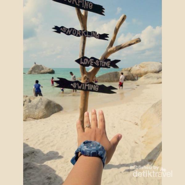 Tak Hanya Belitung, Bangka Juga Punya Pantai Tanjung Kelayang