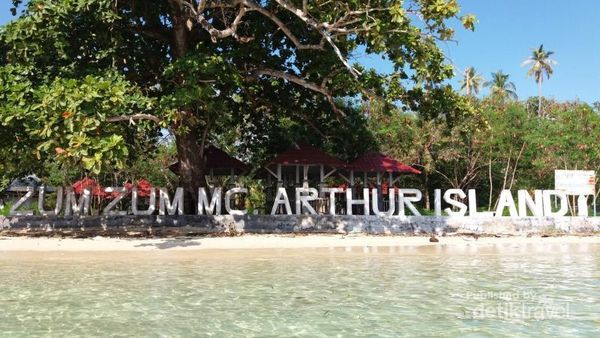 Cantiknya Morotai, Surga Tersembunyi Di Maluku Utara