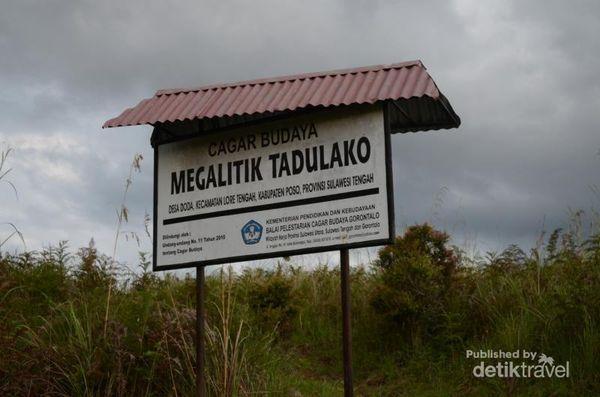 Batu-batu Megalitikum Di Poso