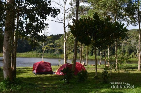 Danau Tambing, Pesona Alam Di Taman Nasional Lore Lindu