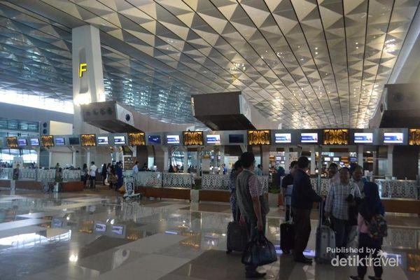 Terminal 3 Bandara Soekarno Hatta yang Keren & Asyik Buat ...