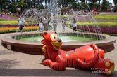 Selain Pantai Ini Hiburan Lain di Pattaya: Nong Nooch Village