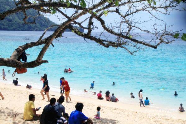 Kembaran Pantai Kuta Ada Juga Di Minahasa Utara