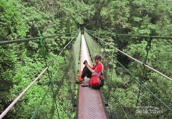 Dua Lagi Spot Menarik Di Taman Nasional Gede Pangrango