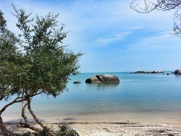 Pantai Penyabong, Destinasi Indah Di Belitung Untuk Pecinta Fotografi