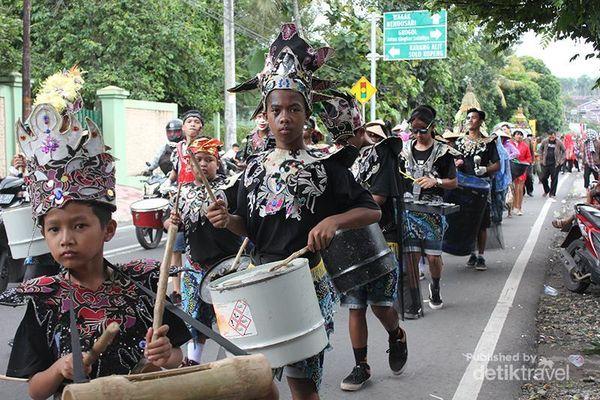 Mengenang Kirab Budaya Bulan Safar Di Salatiga
