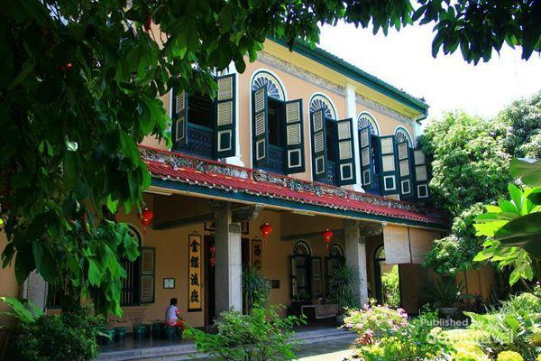 Rumah Tjong A Fie, Nuansa Tionghoa Di Kota Medan
