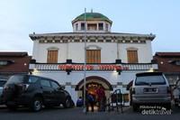 Stasiun Semarang Tawang