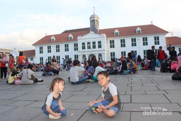 Kawasan Kota Tua Jakarta Yang Perlu Ditata
