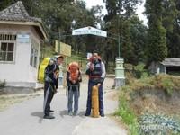 Pintu Gerbang Gunung Merbabu via Selo