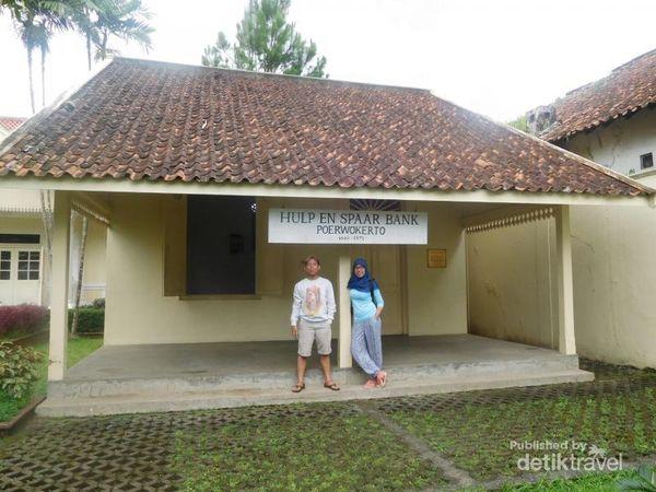 Libur Nyepi, Ayo Lihat Museum Bank BRI Di Purwokerto
