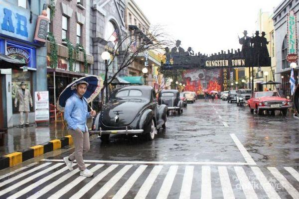 Musim Hujan, Yuk Liburan Indoor Ke Museum Angkut Malang
