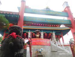 Akhir Pekan di Jakarta, Yuk ke Kelenteng Kong Miao