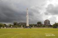 ini dia Tugu Pahlawan yang menjadi ikon Kota Surabaya selain Patung Suro dan Boyo