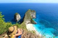 Pantai Kelingking yang Ngehits di Nusa Penida, Bali